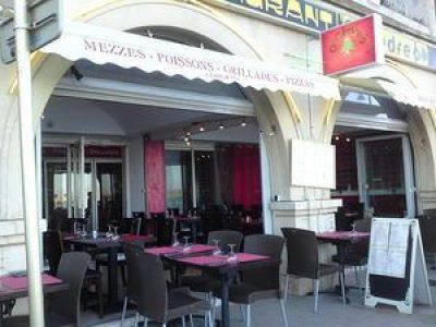 Restaurant Sète O'Cedres cuisine Libanaise