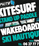 TOPKITE Ecole de Kitesurf Bassin de Thau Location et Stages Wakeboard Stand UP Paddles